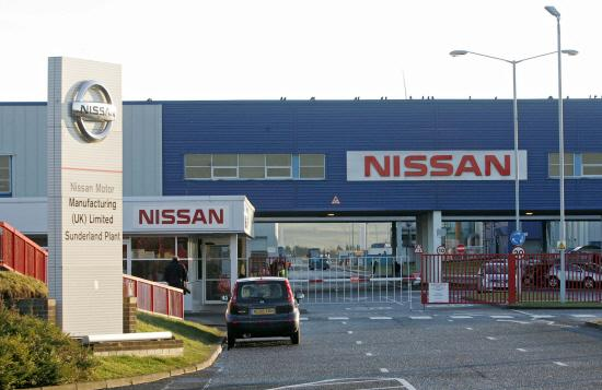 Nissan in Sunderland has started making batteries for electric cars