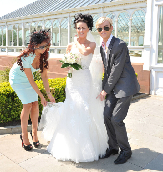 Celebrity Wedding Planner Channel 5 1030pm The Northern Echo