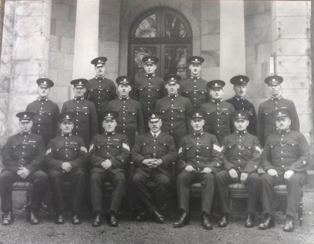 Do you know any of the officers? Contact PC Crampsie on 101