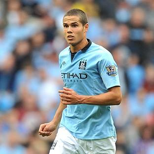 The Northern Echo: Jack Rodwell, pictured, and Sergio Aguero could feature for Manchester City against Fulham
