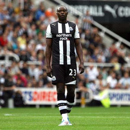 NEWCASTLE: Ameobi rejects comparisons with relegation campaign