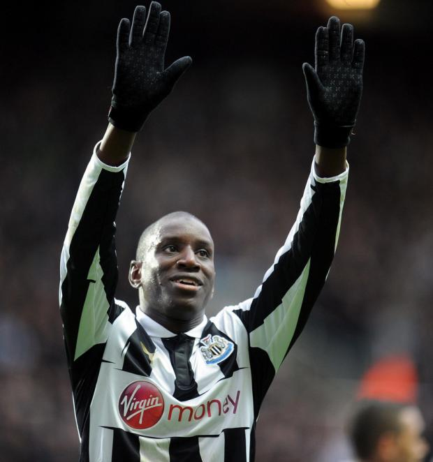 The Northern Echo: Demba Ba