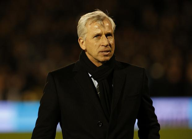OUT OF CONTEXT: Newcastle United manager Alan Pardew has faced criticism for quotes bemoaning Arsenal's lack of English players in 2006 - should those quotes apply now?