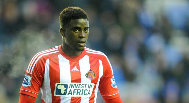 The Northern Echo: FIRST START: Sunderland's Alfred N'Diaye