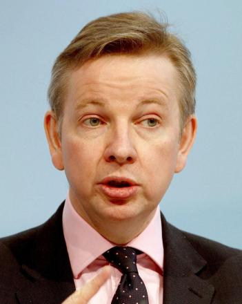 Michael Gove smells defeatism