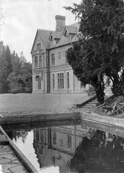The Northern Echo: HISTORIC BUILDING: Mowden Hall in 1966 when its future was in jeopardy. During the Second