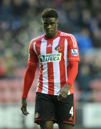 WELCOME: Alfred N'Diaye says Sunderland fans have helped him settle in the North-East