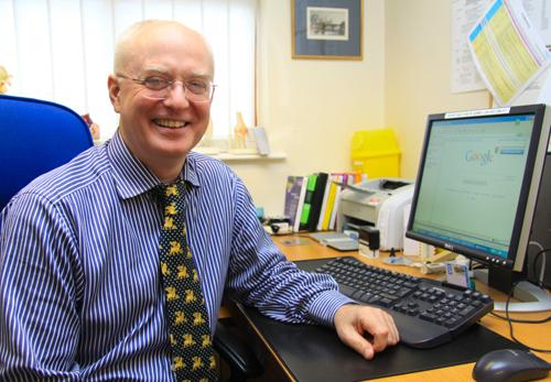 The Northern Echo: PLANNING FOR THE FUTURE: Stewart Findlay, Chief Clinical Officer Designate of the Dales, Easington and Sedgefield Clinical Commissioning Group