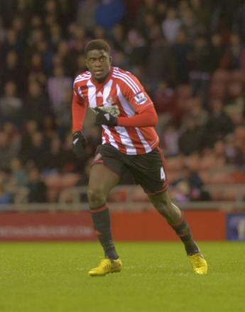VERSATILE MIDFIELDER: Alfred N'Diaye is keen to stress that there is more to his game than tough tackl