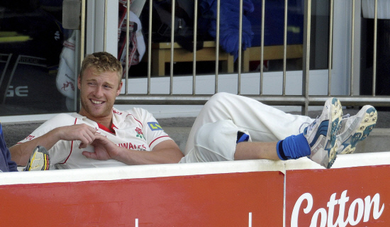 The Northern Echo: ANDREW FLINTOFF