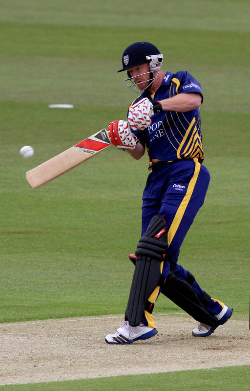 The Northern Echo: PAUL COLLINGWOOD
