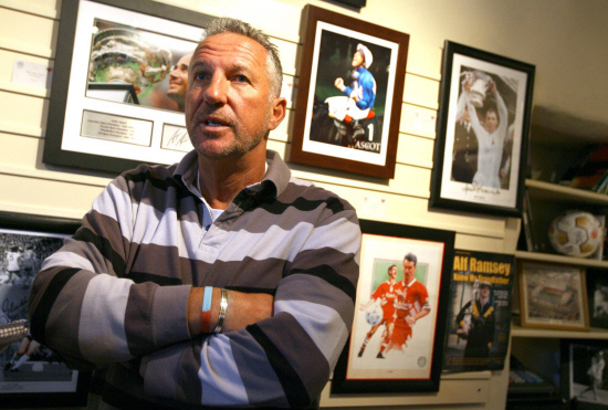 The Northern Echo: SIR IAN BOTHAM