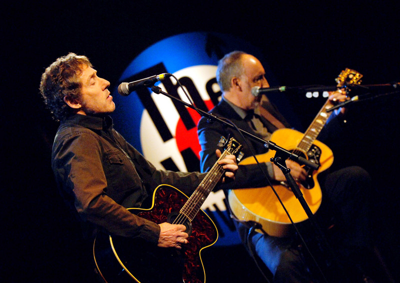 IN CONCERT: Roger Daltrey and Pete Townshend