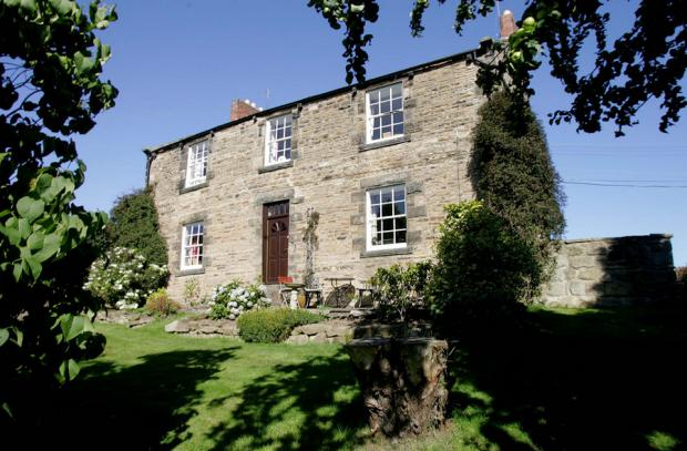 HOME FROM HOME: Low Urpeth Farm, which won best bed and breakfast provider