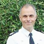 Assistant chief constable Iain Spittal