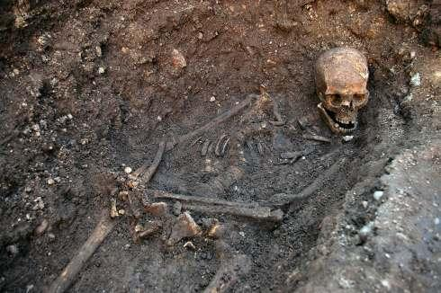 York declines Richard III's remains