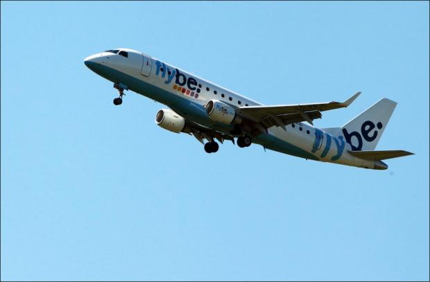 Flybe says it has reduced the number of workers affected by job cuts