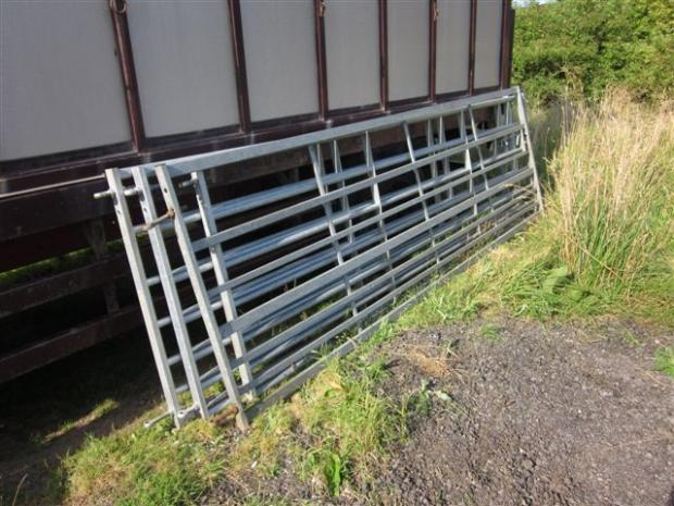 The Northern Echo: RECOVERED: Stolen gates