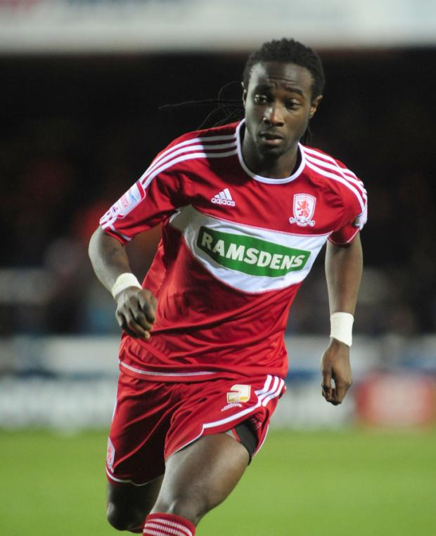 The Northern Echo: NEEDS BACKING: Marvin Emnes