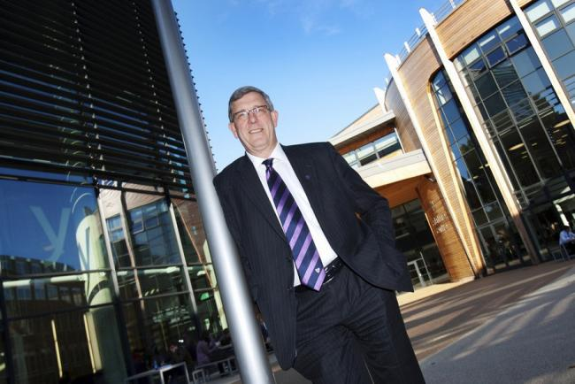 Durham University vice-chancellor to retire in September