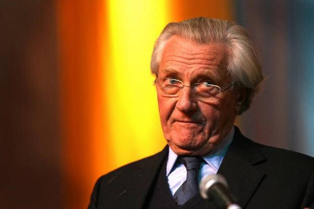CASH PLEA: Lord Heseltine