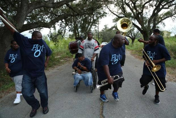 Brass band from USA comes to Stockton