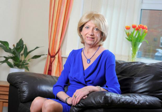 Dawn Carter, who had six of her organs transplanted after being given six months to live