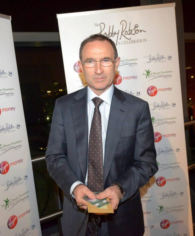 The Northern Echo: NIGHT TO REMEMBER: Sunderland boss Martin O'Neill