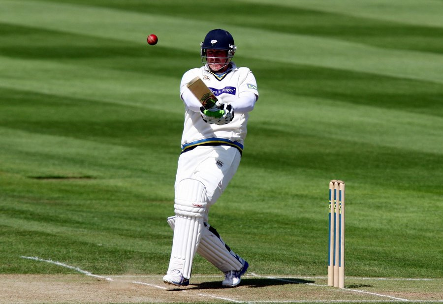 END OF AN ERA: Yorkshire's Anthony McGrath has ended his 17-year association with the club