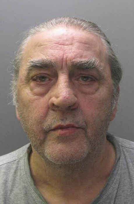 JAILED: Noel Laing