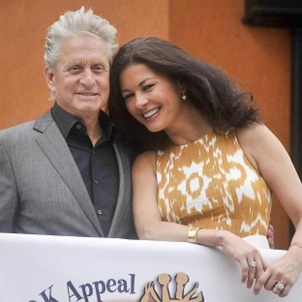 Catherine Zeta Jones and Michael Douglas's representatives have said split rumours are untrue