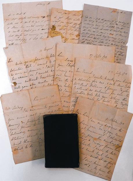 Letters from Mary Ann Cotton, written in her prison cell