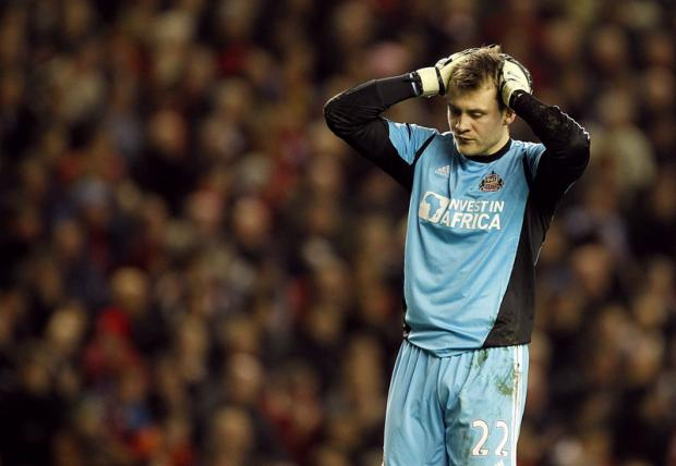 MIGNOLET: I've learned from my West Brom mistake