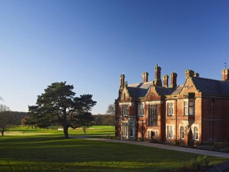 Rockliffe Hall near Darlington has been chosen to host a prestigious hospitality awards ceremony