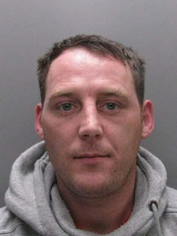 Jailed: Mark Johnson