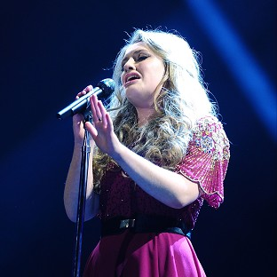Ella Henderson found fame on the last series of X Factor