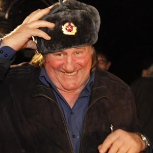 Gerard Depardieu has been registered as a resident of the city of Saransk