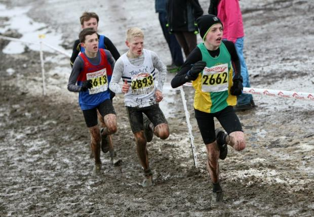 The Northern Echo: Competitors found the conditions to be very