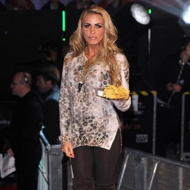 Katie Price is expecting baby number four