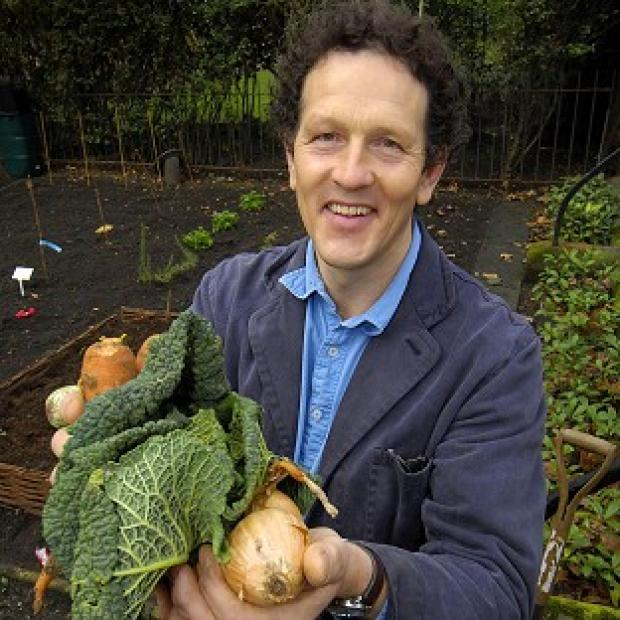 The Northern Echo: Monty Don presents Gardeners' World from his own garden