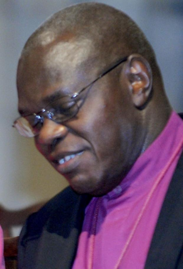 Final decision? Archbishop Sentamu