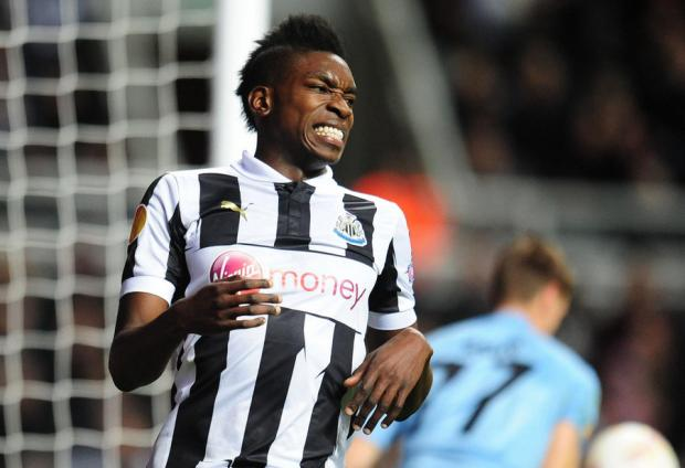 LOAN MOVE: Sammy Ameobi