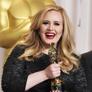 Adele had the biggest-selling album last year