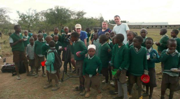 Film students fly back from 'the other SAFC' in Kenya