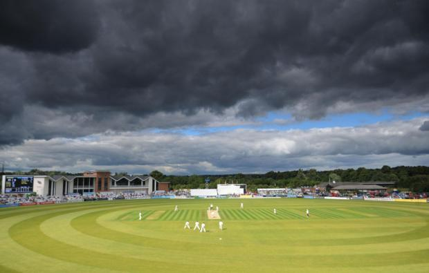 Durham County Cricket Club's Riverside ground, at Chester-le-Street