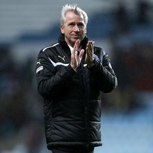 The Northern Echo: Alan Pardew knows Newcastle will have their work cut out in Portugal