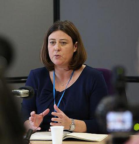 HQ PLANS: North Yorkshire Police and Crime Commissioner Julia Mulligan