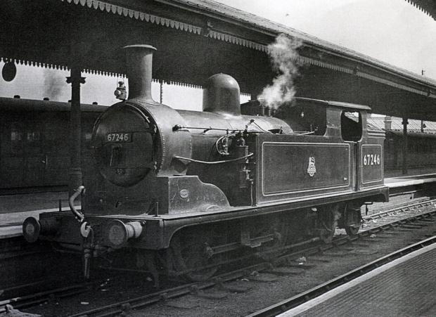 The Northern Echo: An engine identical to the one under construction