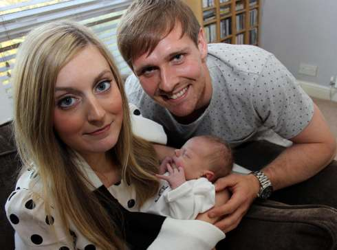 Baby arrives to ensure Spennymoor Town defender concentrates on Wembley dream