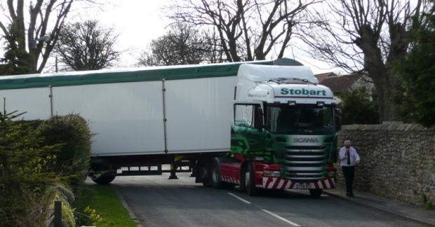 Eddie Stobart employs 5,000 people and operates 2,300 vehicles